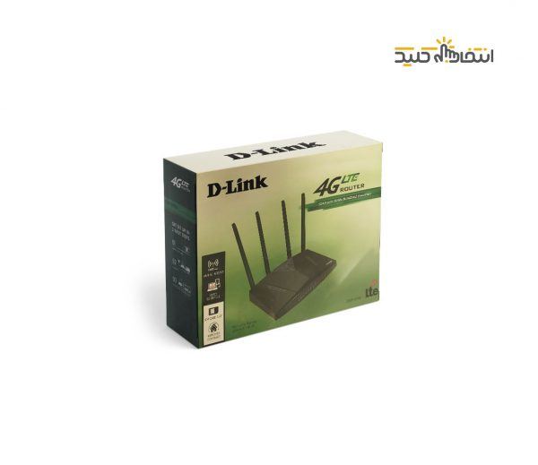 D-Link DWR-M960 4G AC1200 Wireless 4G Router