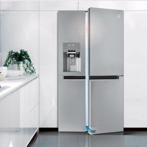 خرید اینترنتی خرید خرید اینترنتی یخچال ساید بای ساید دوو D2S-3033