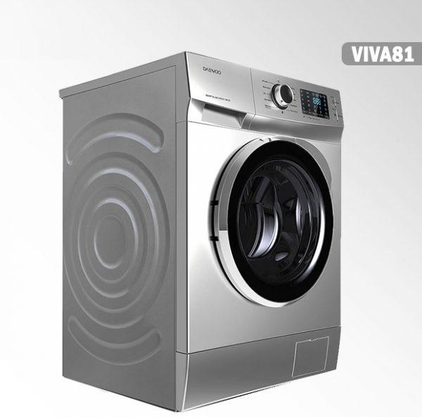 خرید اینترنتی Daewoo Washing Machine VIVA Model DWK-VIVA81