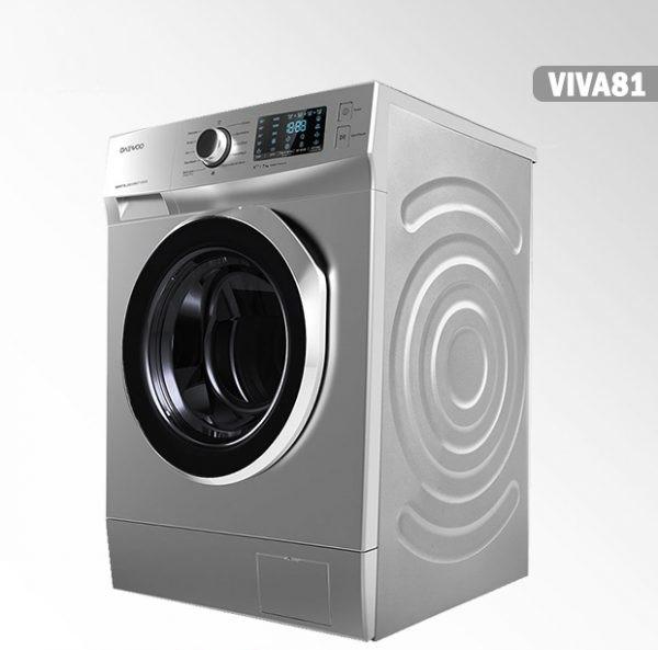 خرید Daewoo Washing Machine VIVA Model DWK-VIVA81
