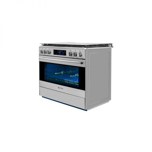 اجاق گاز آدرینا اسنوا مدل Snowa SGC5-3121