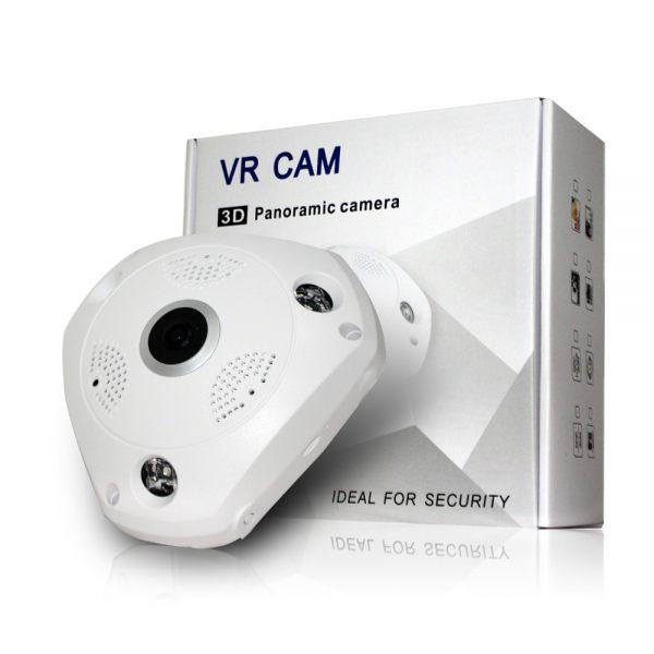 دوربین وایفای 360 درجه VR CAM دوربین تحت شبکه