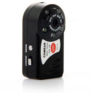 دوربین ثبت وقایع Q7 بی سیم