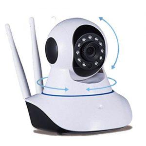 دوربین چرخشی تحت شبکه (Baby Camera )