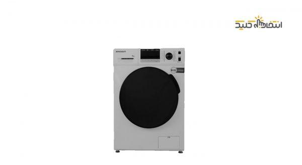 ماشین لباسشویی زیرووات مدل ZWT 8014ST ظرفیت 8 کیلوگرم