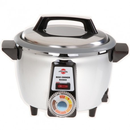 Pars Khazar Rice Steamer and keep warm 271