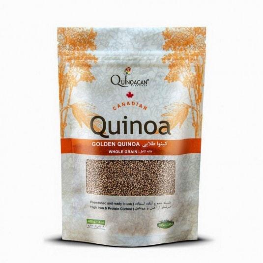 Quinoacan Golden Quinoa