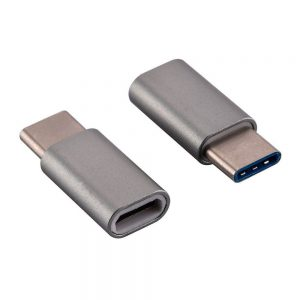 Fashion micro USB to USB-C Adapter