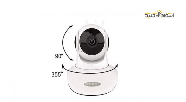 WiFi Smart Cloud Camera 1080P Model TK-Q2