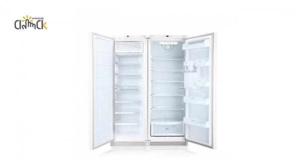 یخچال دو قلو