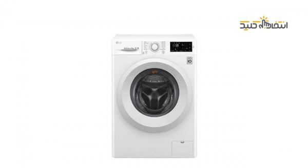 ماشین لباسشویی ال جی مدل WM-621NW ظرفیت 6 کیلوگرم