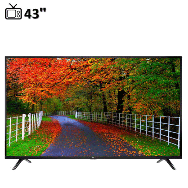 TCL 43D3000 LED TV 43 Inch