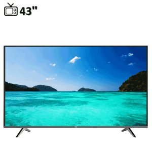 TCL 43S6000 Smart LED TV 43 Inch