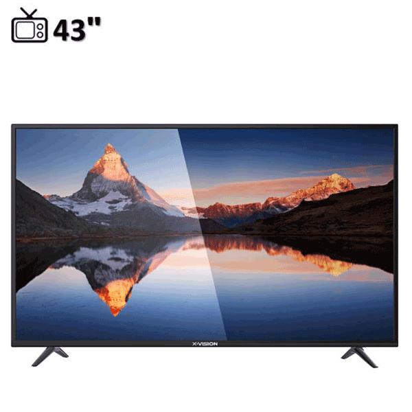 XVision Smart LED TV 43XK565