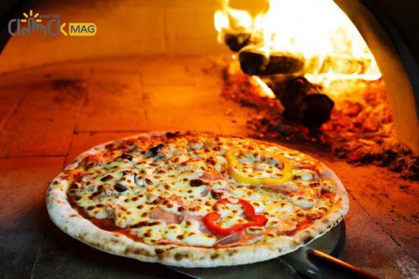 طرز تهیه خمیر پیتزا خانگی