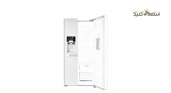 یخچال و فریزر ساید بای ساید دوو مدل D4S-3033GW