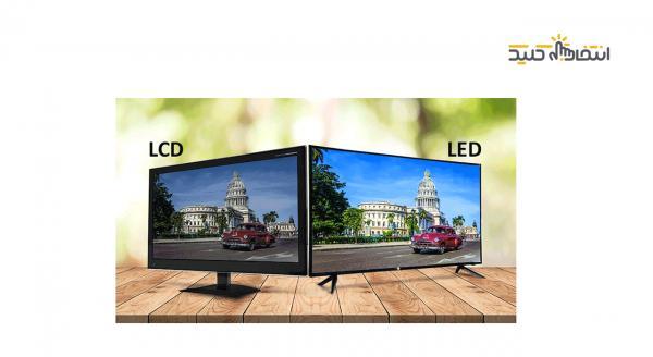 LCD و LED