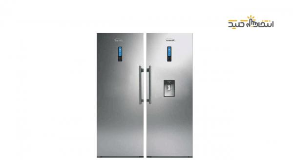 یخچال و فریزر دوقلو الکترواستیل مدل ES24T