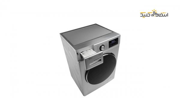 ماشین لباسشویی جی پلاس مدل GWM-K945S ظرفیت 9 کیلوگرم