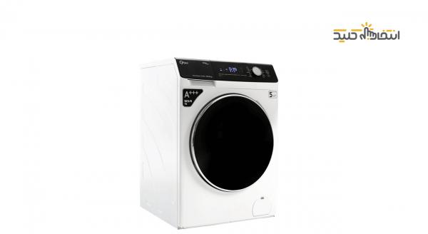ماشین لباسشویی جی پلاس مدل GWM-KD1048W ظرفیت 10.5 کیلوگرم