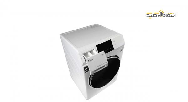 ماشین لباسشویی جی پلاس مدل GWM-KD1049W ظرفیت 10.5 کیلوگرم