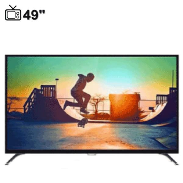 تلویزیون ال ای دی هوشمند فیلیپس مدل 49PUT7032 سایز 49 اینچ