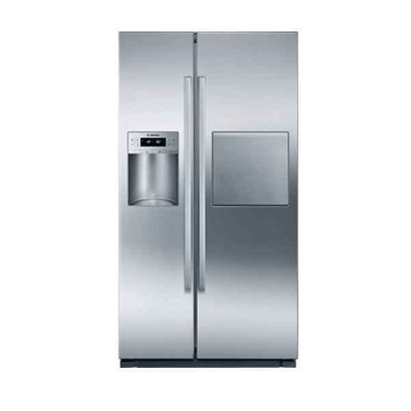 یخچال فریزر ساید بای ساید بوش مدل KAD80A404