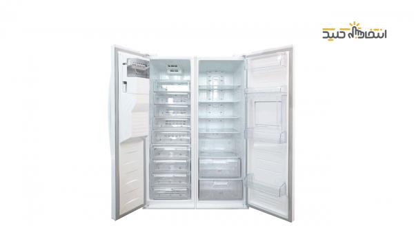 یخچال و فریزر ساید بای ساید الکترواستیل مدل ES51T
