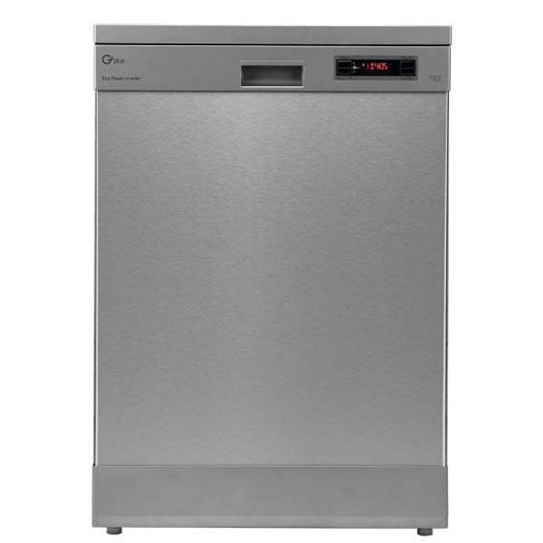 ماشین ظرفشویی جی پلاس مدل GDW-J552X