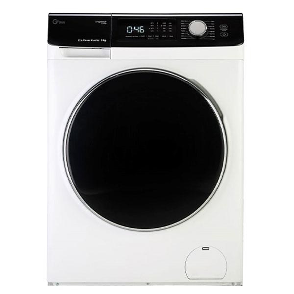 ماشین لباسشویی جی پلاس مدل GWM-K946W ظرفیت 9 کیلوگرم