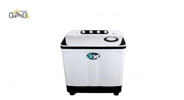 ماشین لباسشویی پاکشوما مدل PWT-1564AJ ظرفیت 15.5 کیلوگرم