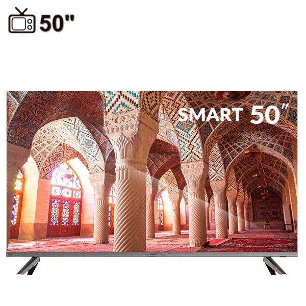 تلویزیون اسمارت 4K اسنوا مدل SSD-50SA630U