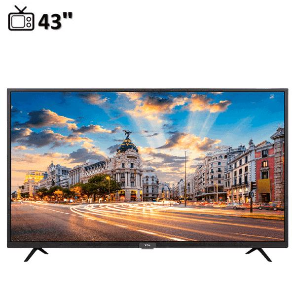 تلویزیون ال ای دی هوشمند تی سی ال مدل 43S6510 سایز 43 اینچ
