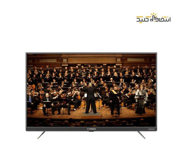 تلویزیون ال ای دی هوشمند ایکس ویژن مدل 55XTU725 سایز55 اینچ