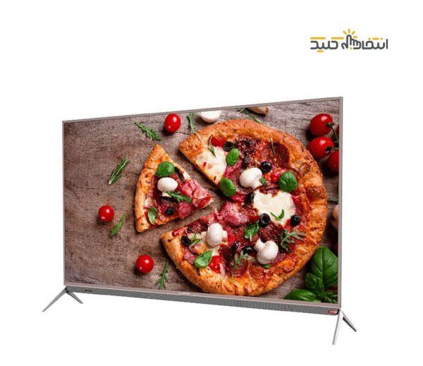 تلویزیون ال ای دی هوشمند ایکس ویژن مدل 55XkU645 سایز55 اینچ