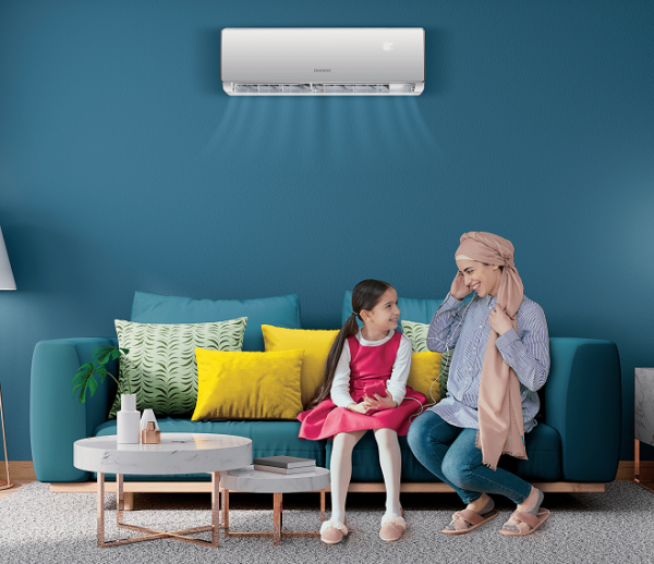 inverter کولر کازی دوو